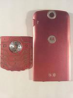 Motorola L6 крышка и клав-ра ОРИГИНАЛ Б/У, фото 1