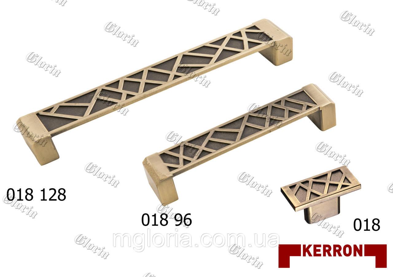 Ручки меблеві Kerron RS-018 BA