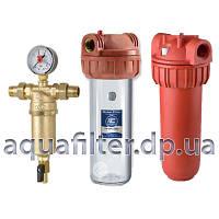 Фильтры грубой (механической) очистки горячей воды