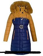 Стильное пальто для  9-12 лет.