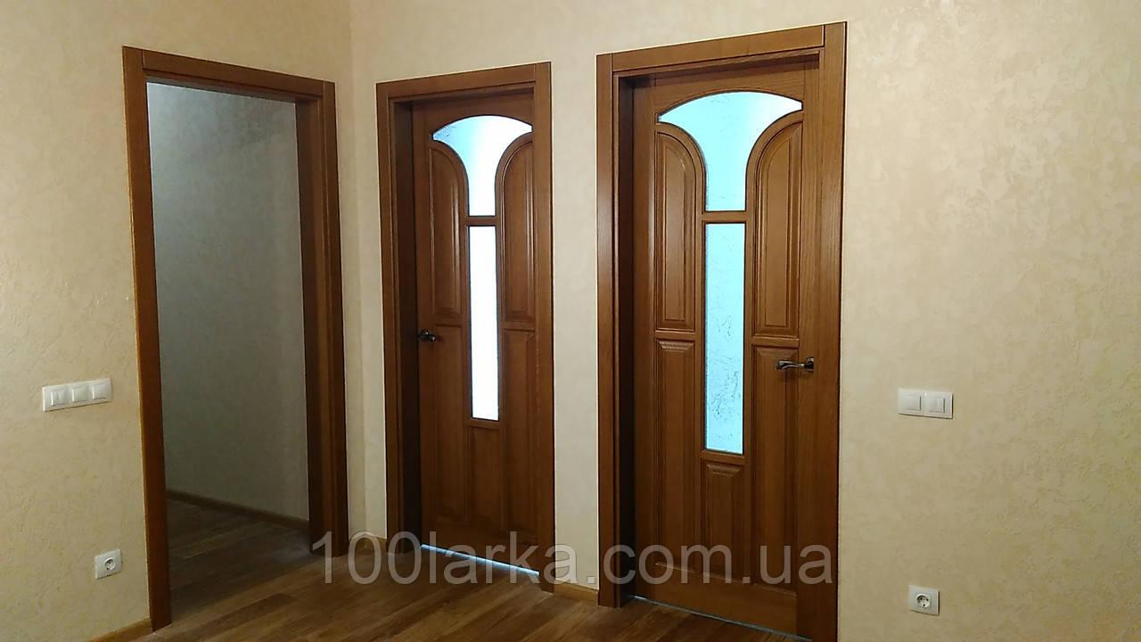 Двері міжкімнатні. Двері міжкімнатні деревяні (ясний)