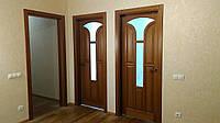 Двери межкомнатные. Двері міжкімнатні деревяні (ясен), фото 1