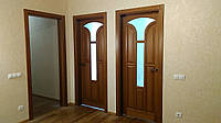 Двері міжкімнатні. Двері міжкімнатні деревяні (ясний), фото 1