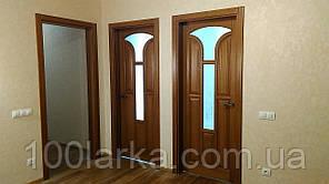 Двери межкомнатные. Двері міжкімнатні деревяні (ясен)