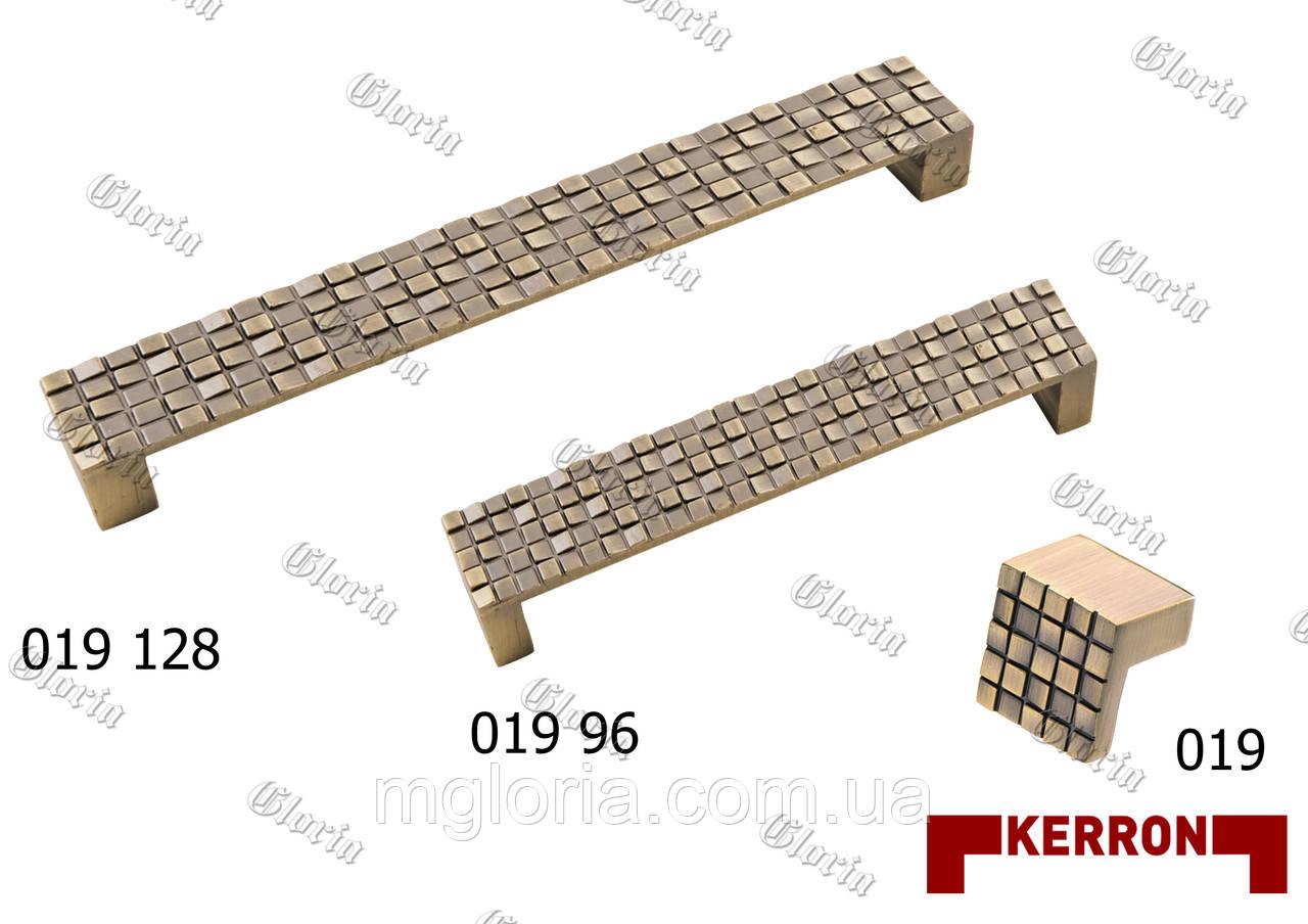 Ручки мебельные Kerron RS-019 BA