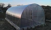 Теплица из поликарбоната 3х6х2.1м. (поликарбонат 4 мм. в комплекте).