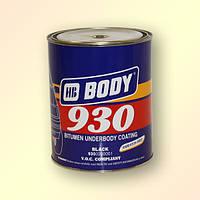 Антикоррозийная мастика BODY 930 5 кг