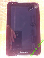 Lenovo A3000 дисплей+сенсор ОРИГИНАЛ Б/У, фото 1