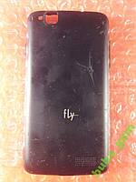 Fly iq4490i крышка ОРИГИНАЛ Б/У, фото 1
