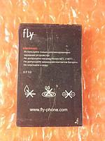 Fly DS160 (BL5401) аккумулятор, оригинал Б/У, фото 1