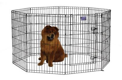 Клетки, перегородки для собак