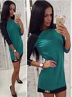 Платье женское Элис морская волна , магазин платьев
