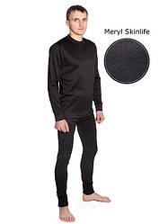 Термокальсоны для мужчин из микрофибры Meryl Skinlife с ионами серебра