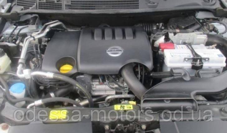 Двигатель Nissan X-Trail 2.0 dCi, 2007-2013 тип мотора M9R