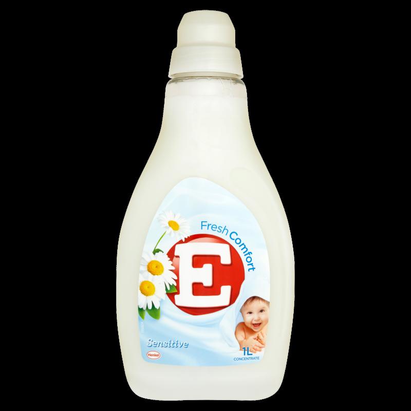 Кондиционер-ополаскиватель для белья E Sensitive Fresh Comfort  2l
