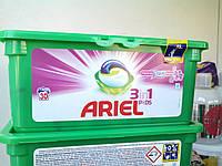 Капсулы для стирки Ariel 3в1 Touch of Lenor (универсал) 30шт.