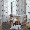 """Тюль для детской комнаты """"Шерстяные овечки"""" 866017, фото 3"""