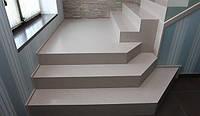 Elite Quartz Лестница из искусственного камня_кварцевый камень ZANZIBAR
