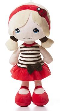 Кукла мягкая Анет большая K394В