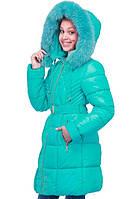 Куртка зимняя детская Р. С 32 ПО 42
