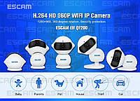 IP WIFI камера ESCAM Elf QF200 HD 960P night