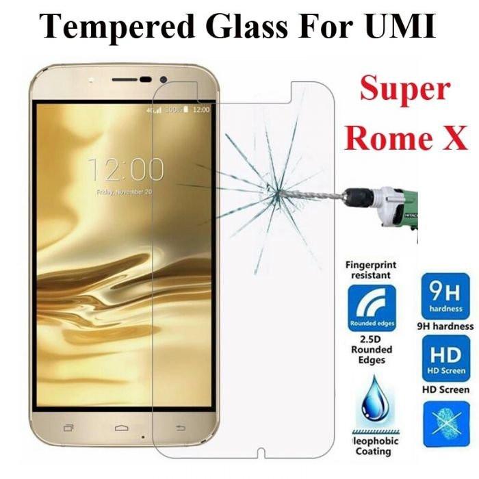 Захисне і загартоване скло для UMI Rome, UMI Rome X