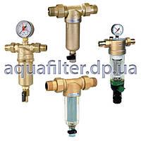 Самопромывные фильтры для воды