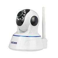 Escam QF002 камера видеонаблюдения, ночного виденья подвижная USB WIFI ip HD в наличии в Николаеве