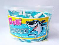 Жевательный мармелад Trolli акулы 1200 г, фото 1