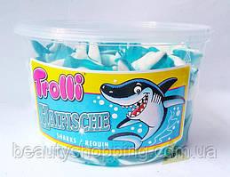 Жевательный мармелад Trolli акулы 1200 г