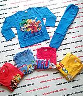 Пижама детская хлопковая р.104. Детские пижамы оптом из Польши купить В Украине