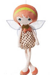 Кукла мягкая Даяна К427Е