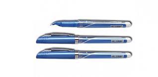 Ручка кулькова для шульги Flair 888 Angular синя