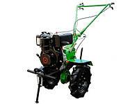 Дизельный мотоблок BIZON 1100A (6 л.с.) колеса 4.00-10