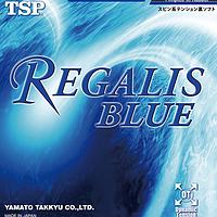 Дмитрий Писарь поделился своими впечатлениями от накладки TSP Regalis Blue