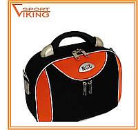 Кейс-сумка дорожный большой RGL тканевый (38 см х 40 см х 20 см). Разные цвета., фото 1