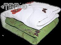 Одеяло полуторное хлопок 100% ТЕП «Шерсть»