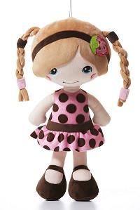 Кукла мягкая Инесс K394Т