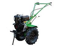 Дизельный мотоблок BIZON 1100B (9 л.с.) колеса 5.00-12
