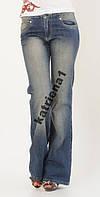 Бохошик джинсы от MISS SIXTY размер XS-S