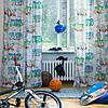 """Штора в детскую """"Скейт BMX"""" 866086, фото 2"""
