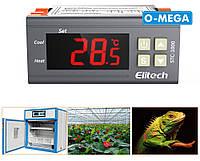 Терморегулятор цифровой высокоточный STC-1000 для инкубатора с порогом включения 0.3 градуса, фото 1