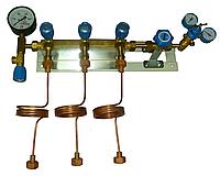 Металлорукав высокого давления для наполнения баллонов, шланг рамповый
