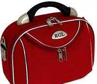 Кейс-сумка дорожный RGL маленький тканевый (28 см х 30 см х 12 см). Разные цвета., фото 1