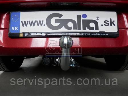 Фаркоп Dacia Logan Sedan 2013- (Дачія Логан Седан), фото 2
