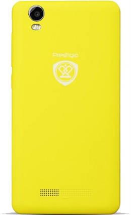 Мобильный телефон Prestigio 3517 Dual Yellow , фото 2