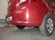 Фаркоп Dacia Logan Sedan 2013- (Дачія Логан Седан), фото 3