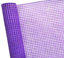 Флористична сітка Metall special 6,5 м фіолетова