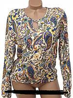 Красивая женская блуза - легкий 44, 46, 48, 50