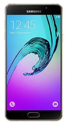 Мобильный телефон Samsung А710 2016 Gold , фото 2